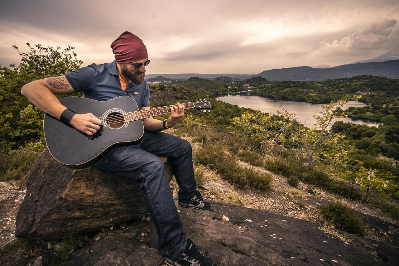 Gitary akustyczne Gibson